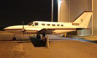 N58H - Cessna 414A