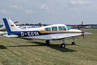 D-EGYA @ EDMT - Beech C23 Sundowner 180 [M-1923] Tannheim~D 23/08/2013 - by Ray Barber