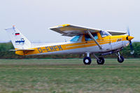 D-EMFM @ EDMT - Cessna 152 [152-79655] Tannheim~D 24/08/2013 - by Ray Barber