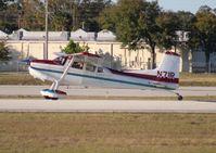N71R @ ORL - Cessna A185F