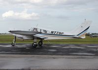 N77SP @ LAL - Cessna 310K - by Florida Metal