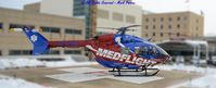 N911BH @ KBEH - N911BH MedFlight - Lakeland Saint Joseph, MI - by Mark Parren  269-429-4088