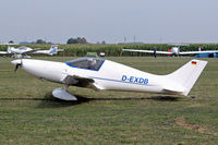 D-EXDB @ EDMT - Aero Designs Pulsar XP [410] Tannheim~D 23/08/2013 - by Ray Barber