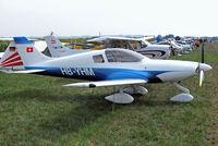 HB-YHM @ EDMT - Aero Designs Pulsar XP [346] Tannheim~D 23/08/2013 - by Ray Barber