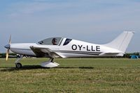 OY-LLE @ EDMT - Aero Designs Pulsar XP [96/03/474] Tannheim~D 24/08/2013