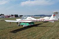 D-EVLF @ EDMT - HOAC DV-20 Katana [20.117] Tannheim~D 23/08/2013 - by Ray Barber
