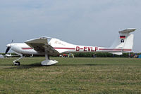D-EVLF @ EDMT - HOAC DV-20 Katana [20.117] Tannheim~D 24/08/2013 - by Ray Barber