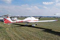 D-EVBO @ EDMT - HOAC DV-20 Katana 100 [20.060] Tannheim~D 23/08/2013 - by Ray Barber
