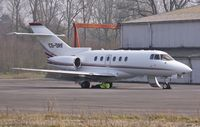 CS-DRF @ EGHH - At JETS - by John Coates