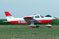 D-ESFP @ EDMT - Piper PA-28-181 Archer III [2843455] Tannheim~D 24/08/2013 - by Ray Barber