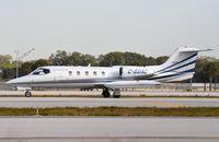 C-GUAC @ KFLL - Fox Flight Lj35A - by FerryPNL