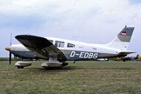 D-EDBG @ EDMT - Piper PA-28-181 Archer II [2890150] Tannheim~D 24/08/2013 - by Ray Barber