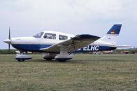 D-ELHC @ EDMT - Piper PA-28-181 Archer III [2843356] Tannheim~D 24/08/2013 - by Ray Barber