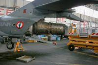 16 @ LFRJ - French Naval Aviation Dassault Super Etendard M (SEM), Landivisiau Naval Air Base (LFRJ) Open day Tiger Meet 2008 - by Yves-Q