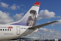 LN-NIC @ LOWW - Norwegian Boeing 737-800 - by Dietmar Schreiber - VAP