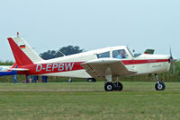 D-EPBW @ EDMT - Piper PA-28-160Cherokee [28-337] Tannheim~D 24/08/2013 - by Ray Barber