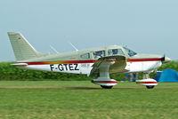 F-GTEZ @ EDMT - Piper PA-28-181 Archer II [2890165] Tannheim~D 24/08/2013