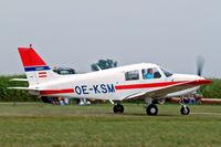 OE-KSM @ EDMT - Piper PA-28-161 Cadet [2841012] Tannheim~D 24/08/2013