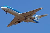 PH-KZO @ EGLL - Fokker F-70 [11538] (KLM ciyhopper) Home~G 03/05/2013