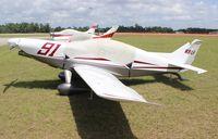 N91LH @ LAL - Glasair SH-2