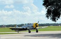 N104DC @ LAL - AT-6 TEXAN AT FLY-IN - by dennisheal