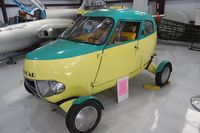 N102D @ ISM - Aerocar - by Florida Metal