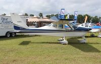 N103TU @ LAL - Tecnam P2004 - by Florida Metal
