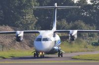 D-CAAG @ EGHH - Taxiing from JETS - by John Coates
