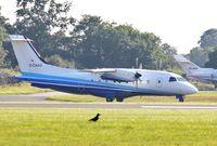 D-CAAG @ EGHH - On air test - by John Coates