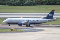 N108HQ @ TPA - USAirways E175
