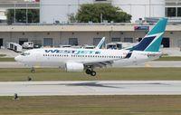 C-GWJK @ KFLL - Boeing 737-700 - by Mark Pasqualino