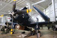 N121CH - AD-4N skyraider at Battleship Alabama