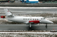 TC-RSA @ ESSB - Taxiing in after engine test. - by Anders Nilsson