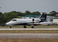 N122JW @ ORL - Air Net Lear 35A - by Florida Metal