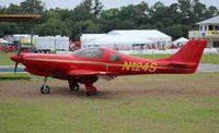 N124S @ LAL - Lancair 360