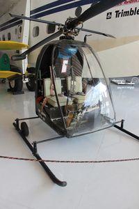 N125JC @ FA08 - YH-32 Hiller Hornet