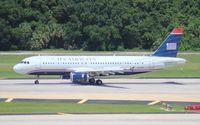 N125UW @ TPA - USAirways A320