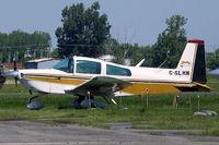 C-GLHN @ CYHU - Grumman American AA-5A Cheetah [AA5A-0445] St. Hubert~C 09/06/2012 - by Ray Barber