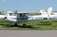 C-GZSS @ CYHU - Cessna 152 [152-80961] (Cargair) St. Hubert~C 09/06/2012 - by Ray Barber