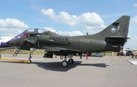 N141EM @ LAL - Draken A-4