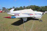 N141Q @ LAL - Beech D35 Bonanza - by Florida Metal