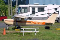 C-GPYS @ CYJN - Cessna 150M [150-79231] St. Jean 09/06/2012 - by Ray Barber