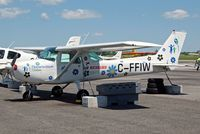 C-FFIW @ CYHU - Cessna A.150L  Aerobat [A150-0393] (Air Richeleiu) St. Hubert~C 09/06/2012 - by Ray Barber