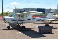 C-GIPQ @ CYHU - Cessna 150M [150-78046] St. Hubert~C 09/06/2012 - by Ray Barber