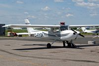 C-FYQK @ CYHU - Cessna 150M [150-79352] St. Hubert~C 09/06/2012 - by Ray Barber