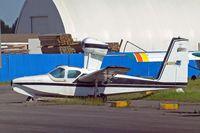 C-FLCC @ CYJN - Lake LA-4-180 Buccaneer [432] St. Jean 09/06/2012 - by Ray Barber
