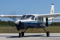 N220EA @ X26 - Taxiing in at Sebastian, FL - by Dave G