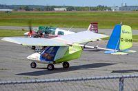C-IIHA @ CYHU - C-IIHA   Pioneer Flightstar II SC [403] St. Hubert~C 09/06/2012 - by Ray Barber