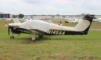 N145AA @ LAL - Piper PA-28-201T