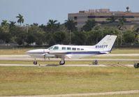 N145TT @ LAL - Cessna 402B
